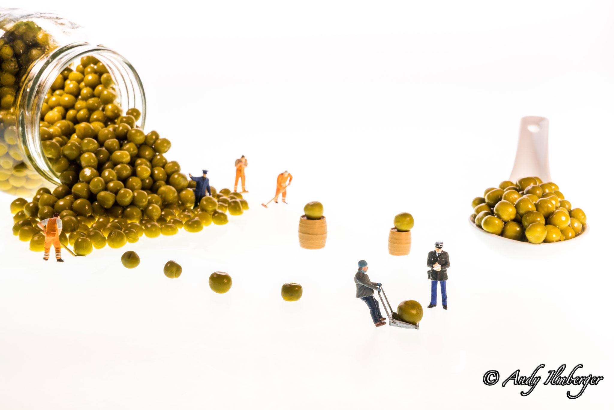 H0-Helden - Erbsenzähler - H0-Figuren in Szene gesetzt von © Andy Ilmberger im Kleine-Helden.Club