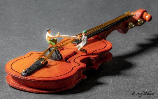 Kleine Helden machen Musik