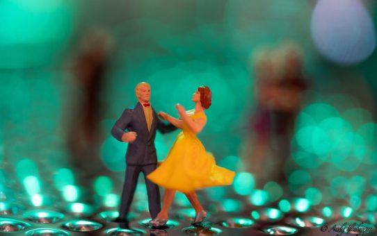 Kleine Helden tanzen in den Mai