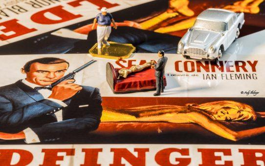 Die kleinen Helden zum Gedenken an einen ganz großen Helden - Sean Connery